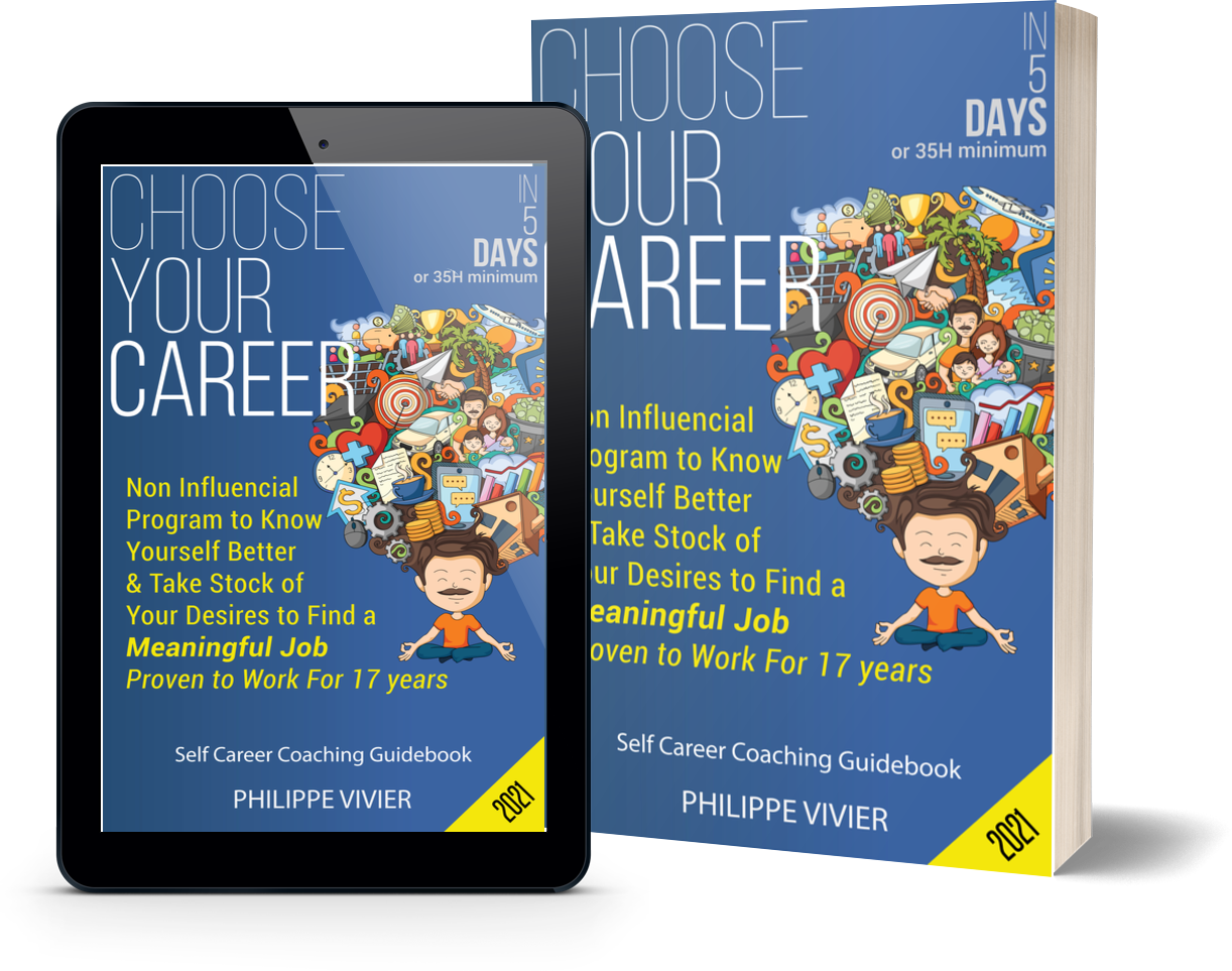 choose your career in 5 days